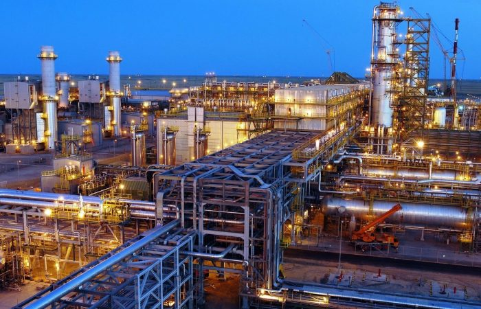 Onshore Gas Project